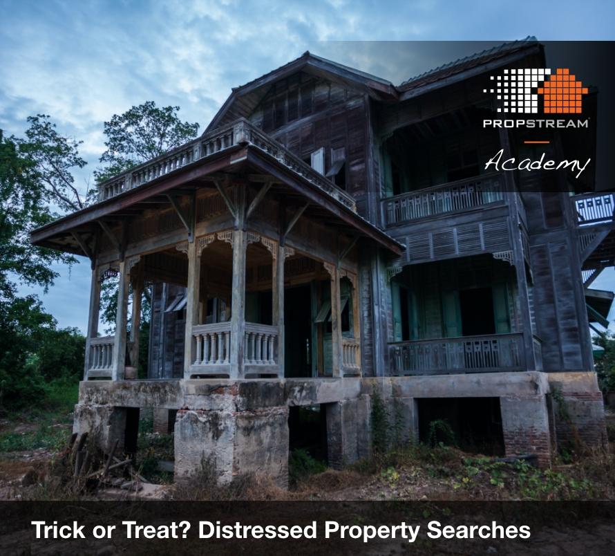 Finding Distressed Properties